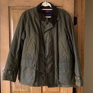 J. Crew woodland winter coat